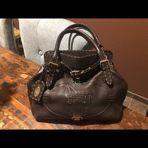 Fendi Selleria Horse Handbag